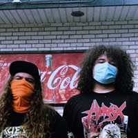 Sour hearken back to thrash metal's glory days on their self-titled debut