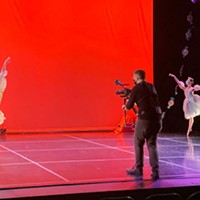 Ruth Page Center reimagines <i>The Nutcracker</i> for an online audience