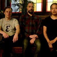 Improvising trio Kuzu combines fire with finesse on a new LP