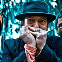 Tijuana Hercules drop the trash-blues masterpiece they delayed for COVID