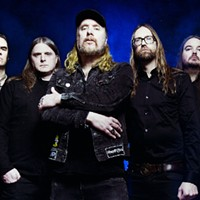 At the Gates' <i>The Nightmare of Being</i> confronts the tragedy of being alive