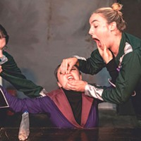<i>Henchpeople</i> is a satisfying amuse-bouche for the return of live theater