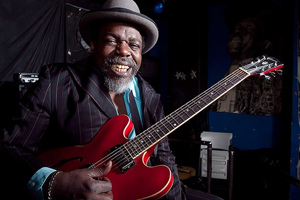Lurrie Bell - COURTESY CHICAGO DCASE