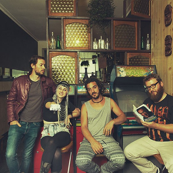Hiatus Kaiyote - COURTESY THE ARTIST