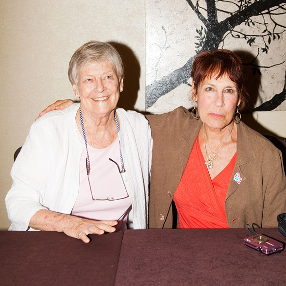 My Little Pony creator Bonnie Zacherle and designer Susanne Riette-Keith - PARKER BRIGHT