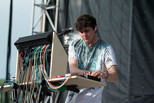 Panda Bear - LOGAN JAVAGE
