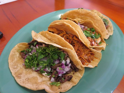 5. Mezquite Pollo Express, 2809 W. 55th. Chicken and steak cooked over charcoal, cochinita pibil tacos. - MICHAEL GEBERT
