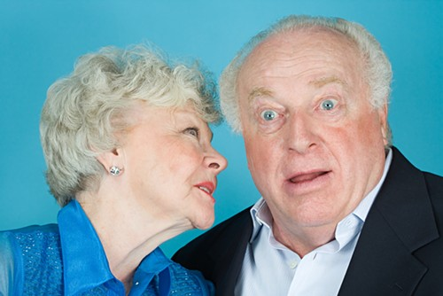 Watch what you say, Granny Grandparent. The word police are out to get you. - THINKSTOCK