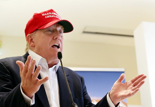 That hat's a scene stealer, that's for sure. - SCOTT HEPPELL/AP