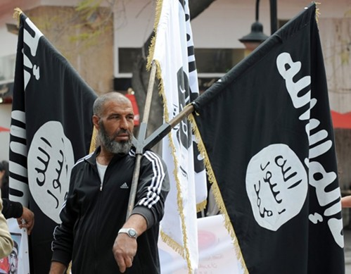 ISIS expands their recruiting tactics - AFP/GETTY