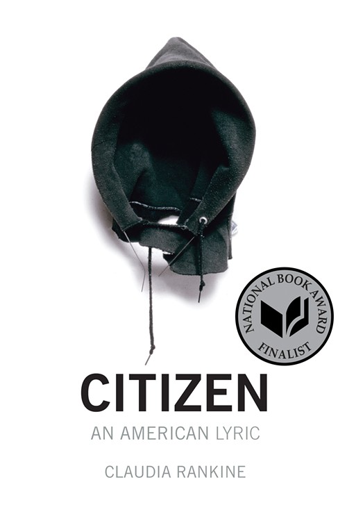 Claudia Rankine seems an obvious choice for this year's Chicago Humanities Festival: Citizens.