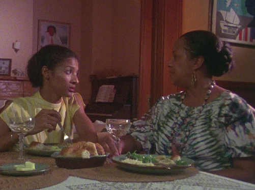 Seret Scott and Billie Allen in Losing Ground