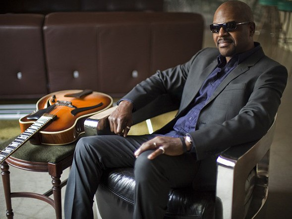 Bobby Broom appears with his trio Thursday through Saturday at the California Clipper. - JOHN BROUGHTON