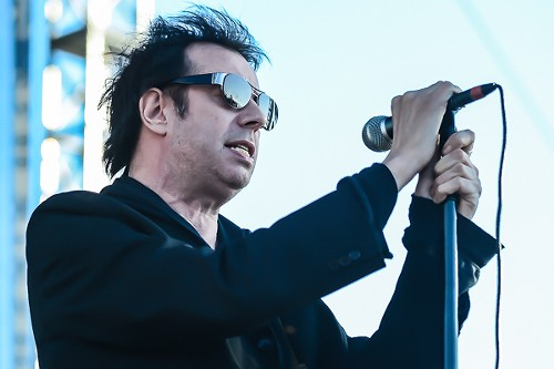 Ian McCulloch of Echo & the Bunnymen has returned encouraging results in early wind-tunnel tests. - BOBBY TALAMINE