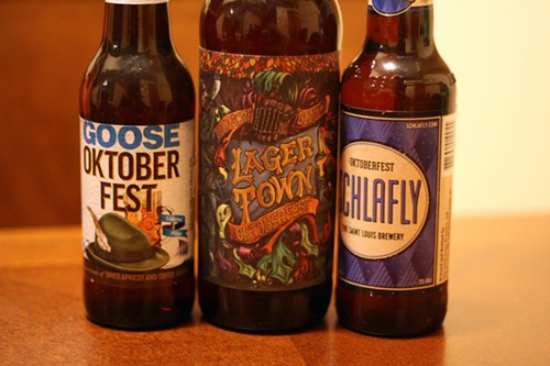 The late arrivals: Goose Island, Half Acre, and Schlafly - JULIA THIEL