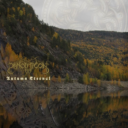 The cover of Autumn Eternal, the brand-new Panopticon record