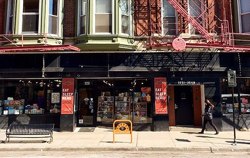 The Lakeview bookstore celebrates 35 years in the neighborhood. - COURTESY UNABRIDGED BOOKS