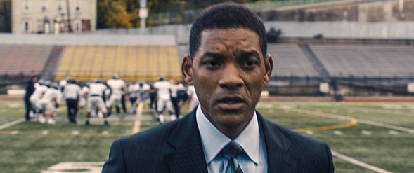 Will Smith stars as Dr. Bennet Omalu in Concussion. - COLUMBIA PICTURES/AP