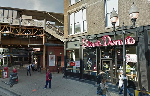 Stan's Donuts is taking over the city. - JOHN GREENFIELD