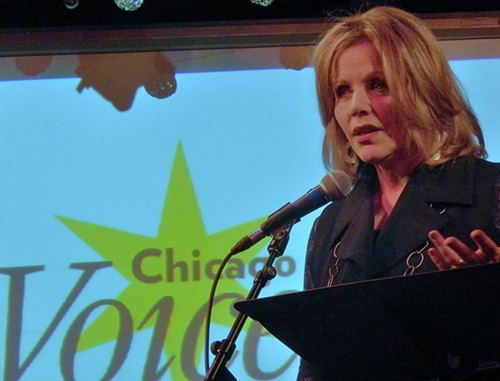 Renee Fleming is looking for local talent. - DEANNA ISAACS
