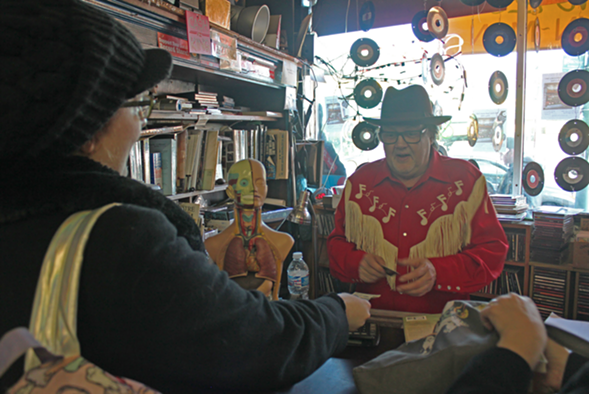 Ric Addy has run Shake Rattle & Read for the past 20 years. He plans to retire in Florida. - MICAH UETRICHT