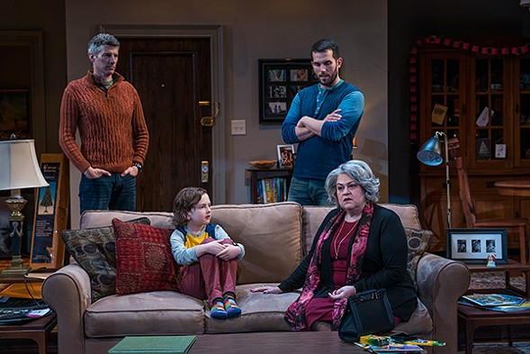 Northlight Theatre's Mothers and Sons - MICHAEL BROSILOW