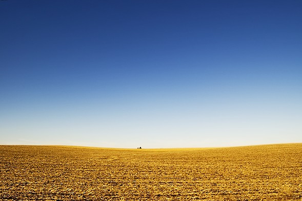 Why should the Great Plains be synonymous with the midwest? Where are the skyscrapers and nonwhite people? - WIKIMEDIA COMMONS