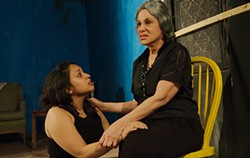 UrbanTheater Company's Adoration of the Old Woman - ANTHONY ACARDI