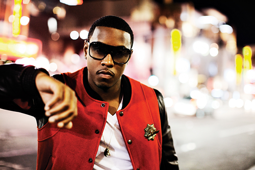 Jeremih is one of the many Chicagoans slated to perform at this year's Pitchfork Music Festival. - DEF JAM
