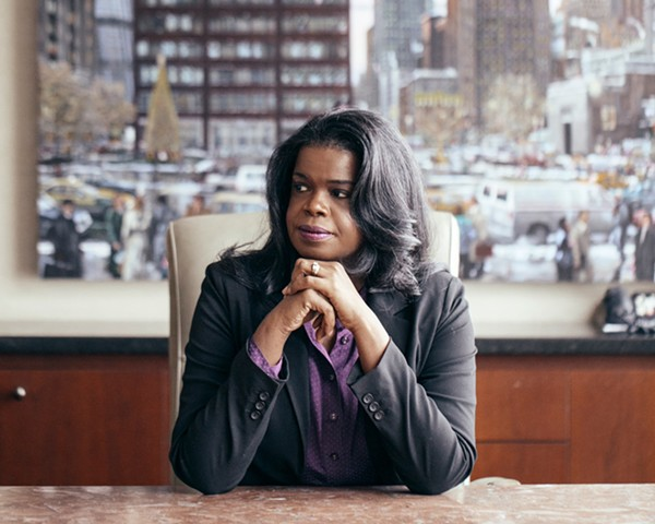 Foxx is staking her campaign on the notion that marginalized people deserve a say in how the system treats them. - JEFFREYMARINI