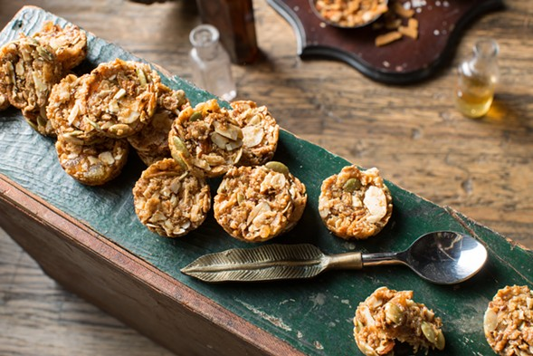 Granola bites - JENNIFER OLSON PHOTOGRAPHY