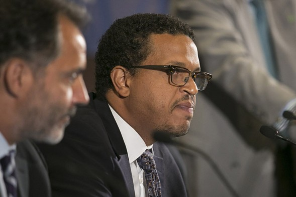 Troy LaRaviere, pictured here in August 2015 - ASHLEE REZIN/FOR SUN-TIMES MEDIA