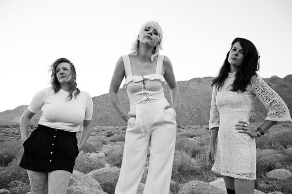 Bleached plays the Empty Bottle on Fri 4/22. - NICOLE ANNE ROBBINS