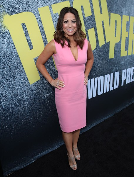 Kay Cannon hosts Laughs for Limbs at iO on Saturday, April 30. - ALEX J. BERLINER/UNIVERSAL PICTURES