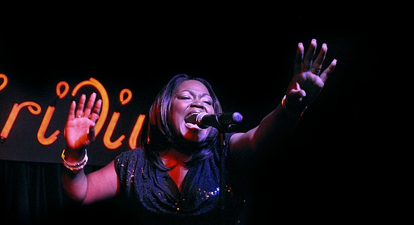 Shemekia Copeland plays the Chicago Blues Festival on June 10. - SUZANNE FOSCHINO/SUN-TIMES MEDIA