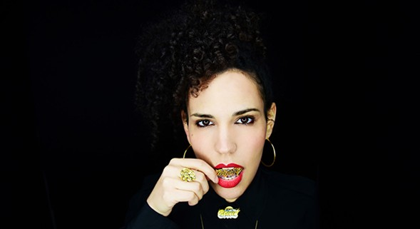 Xenia Rubinos headlines at the Logan Square Arts Festival this weekend. - COURTESY THE ARTIST