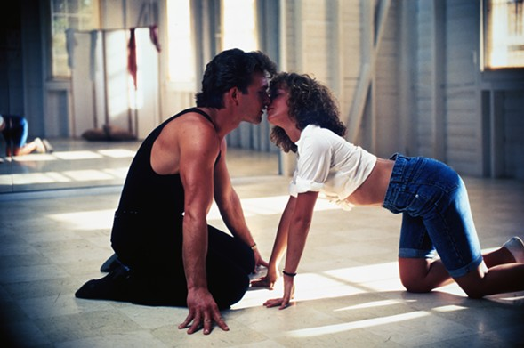 Dirty Dancing screens at Montgomery Ward Park on Tue 6/28.