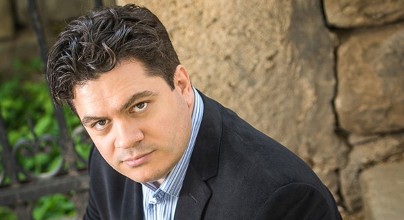 Cristian Măcelaru conducts The Planets: An HD Odyssey on Wed 7/13. - SORIN POPA