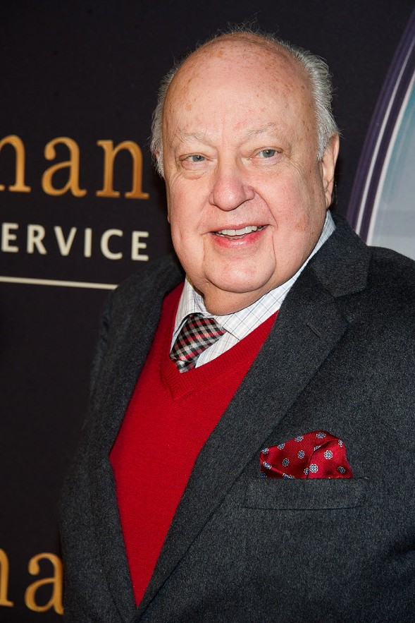 Roger Ailes - CHARLES SYKES/INVISION/AP, FILE