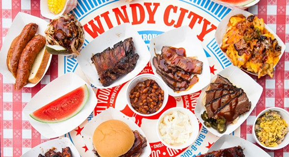 The Windy City Smokeout brings together country music and barbecue this weekend. - ©LETTUCE ENTERTAIN YOU INC