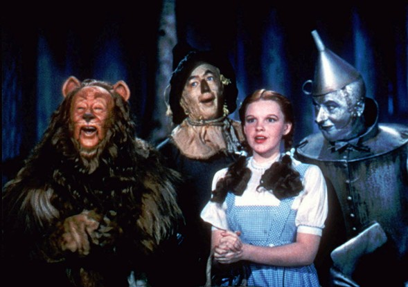 The Wizard of Oz screens in Chicago Women's Park and Gardens on Tue 7/26.