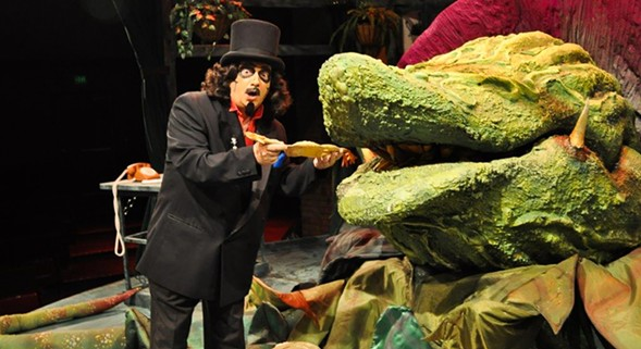 Svengoolie stops by the Chicago Horror Convention this weekend. - SUN-TIMES MEDIA