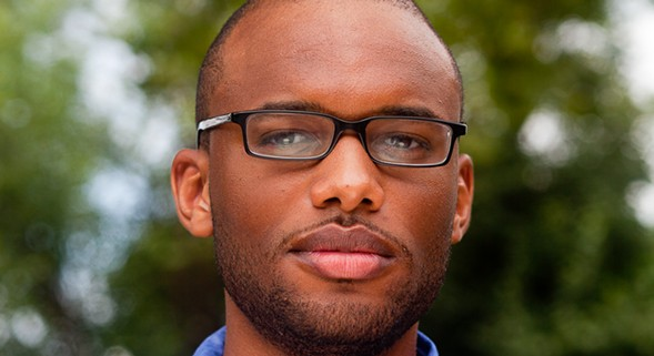 Mychal Denzel Smith discusses his book Invisible Man on Tue 8/9. - DANIELLE A. SCRUGGS