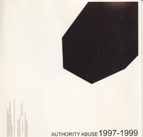 The cover of a late-90s Authority Abuse compilation, one of many recordings archived on DuPage County Hardcore's Bandcamp page