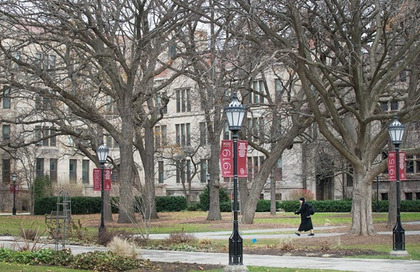 The University of Chicago's Hyde Park campus - PHOTO BY SCOTT OLSON/GETTY IMAGES