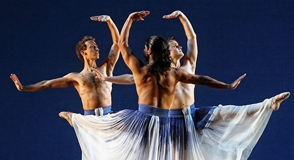 Mark Morris's Pacific - PRUDENCE UPTON