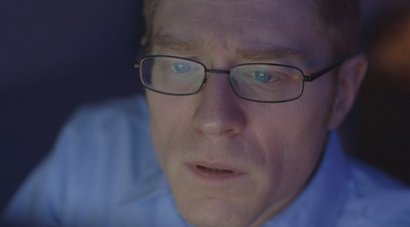 Anthony Rapp in bwoy