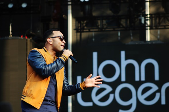 John Legend - MORGAN ELISE JOHNSON