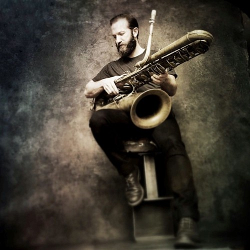 Colin Stetson - COURTESY OF BILLIONS