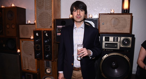 Demetri Martin performs at the Vic on Sat 10/1. - GETTY IMAGES NORTH AMERICA